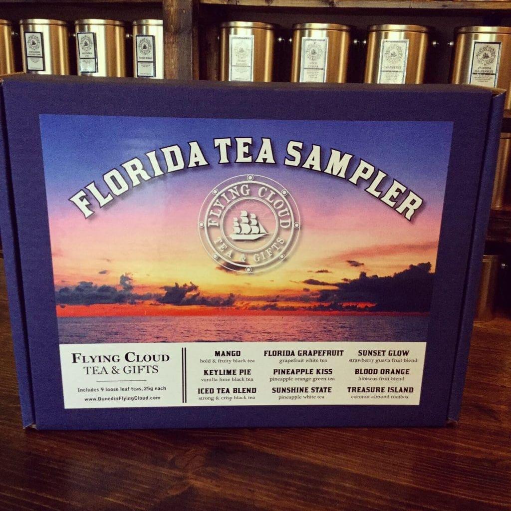 Florida Tea Sampler box
