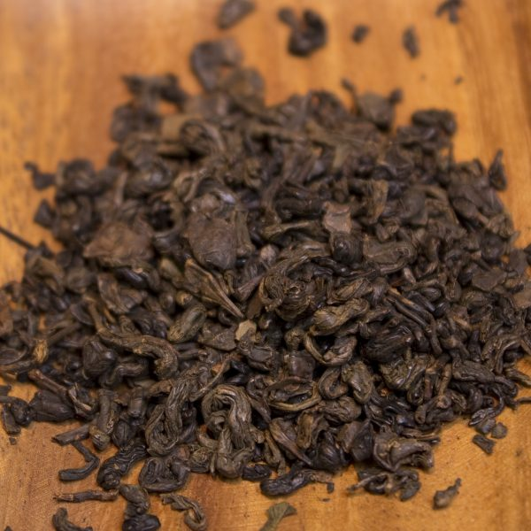 Black Gunpowder Loose Leaf black tea