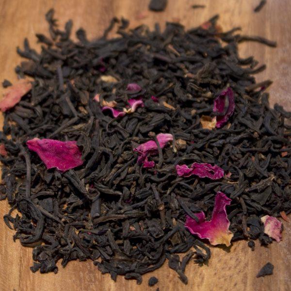 Black Rose Loose Leaf Black Tea