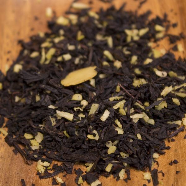 Coconut Almond Loose Leaf Black Tea