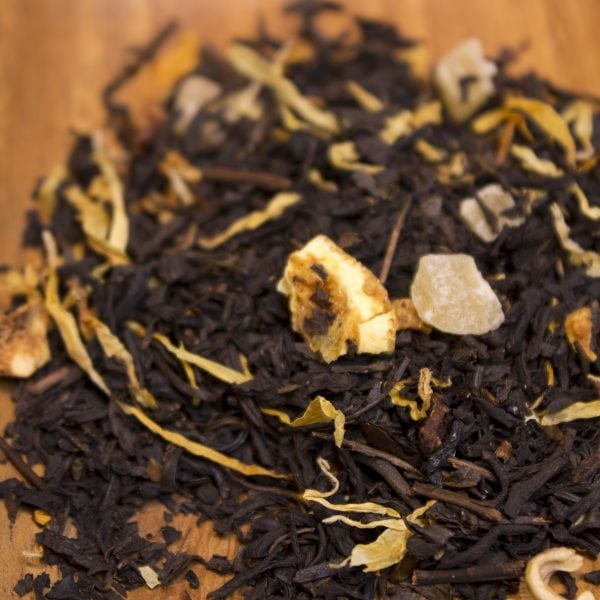Key Lime Pie loose leaf black tea
