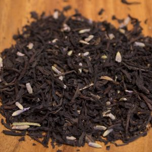 Lady Lavender loose leaf black tea
