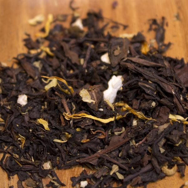 Lemon Basil Oolong Loose Leaf Tea