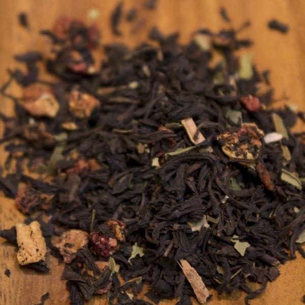Mixed Berry Loose Leaf black tea