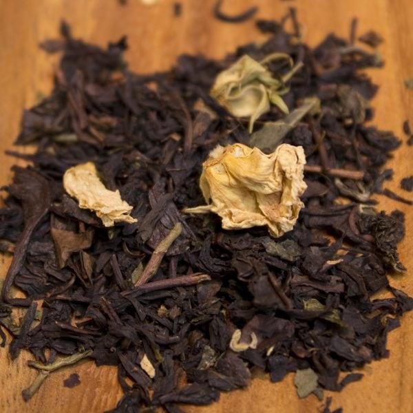 Peach Oolong Loose Leaf Tea