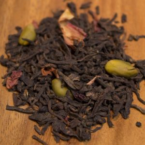 Pistachio Puerh Loose Leaf Tea