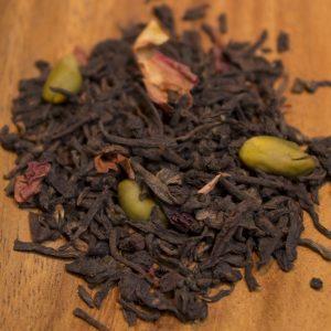Pistachio Puerh Loose Leaf Tea