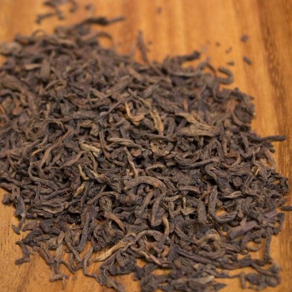 Shou Puerh Loose Leaf Tea