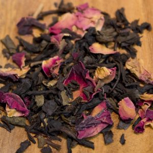 Vanilla Rose Oolong Loose Leaf tea