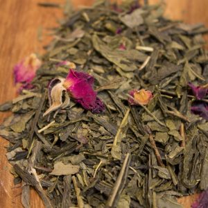 Cherry Blossom Loose Leaf Green Tea
