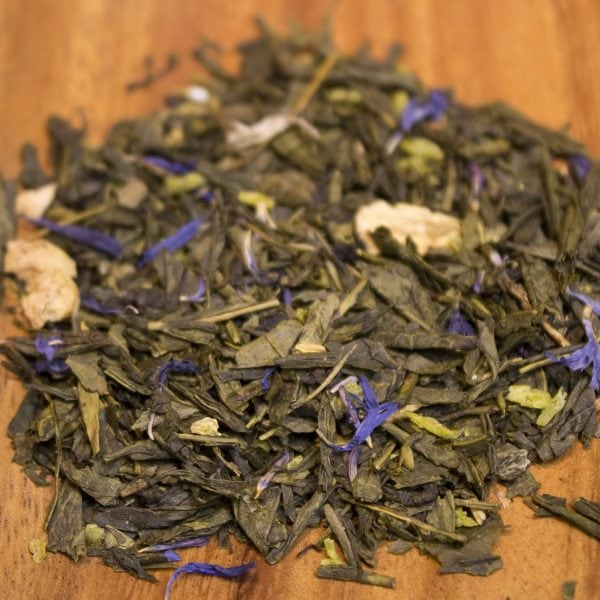 Coco Cabana Loose Leaf Green Tea