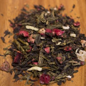 Cranberry Loose Leaf Green Tea