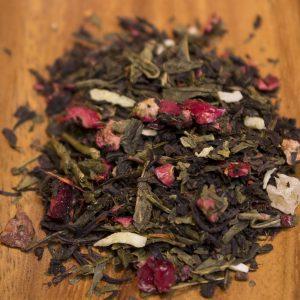 Cranberry Loose Leaf Green Tea