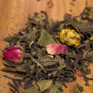 Florida Grapefruit Loose Leaf Green Tea