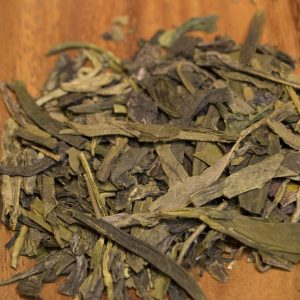 Dragonwell Organic Green tea Loose leaf