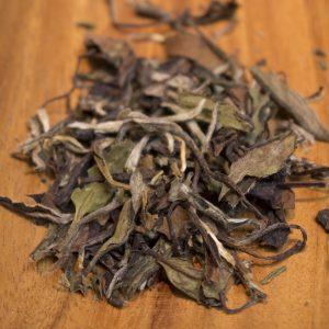 Pai Mu Tan White Tea organic