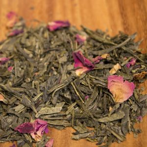 Pomegranate Green Tea Loose Leaf