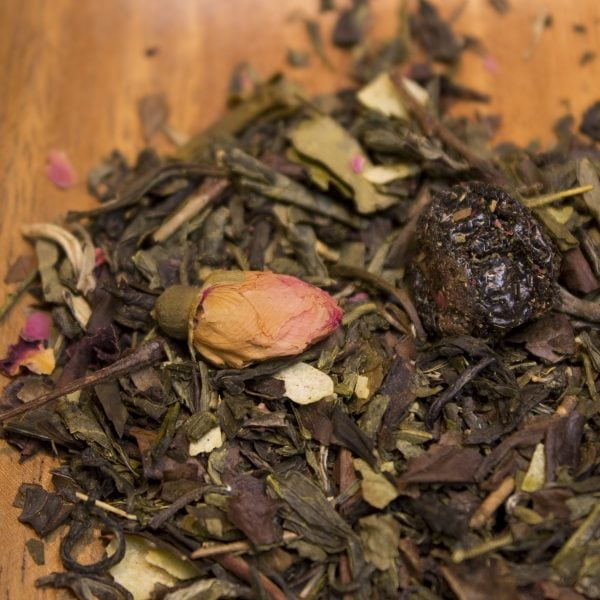 Sour Cherry Loose leaf white tea