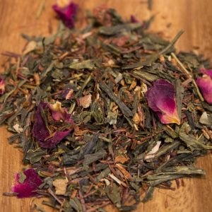 Strawberry Red Loose-leaf tea