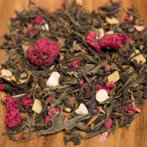 White Chocolate Raspberry White Tea