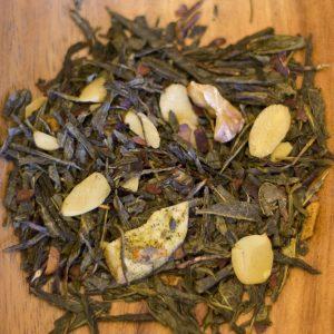 Banana Nut Loose leaf green tea