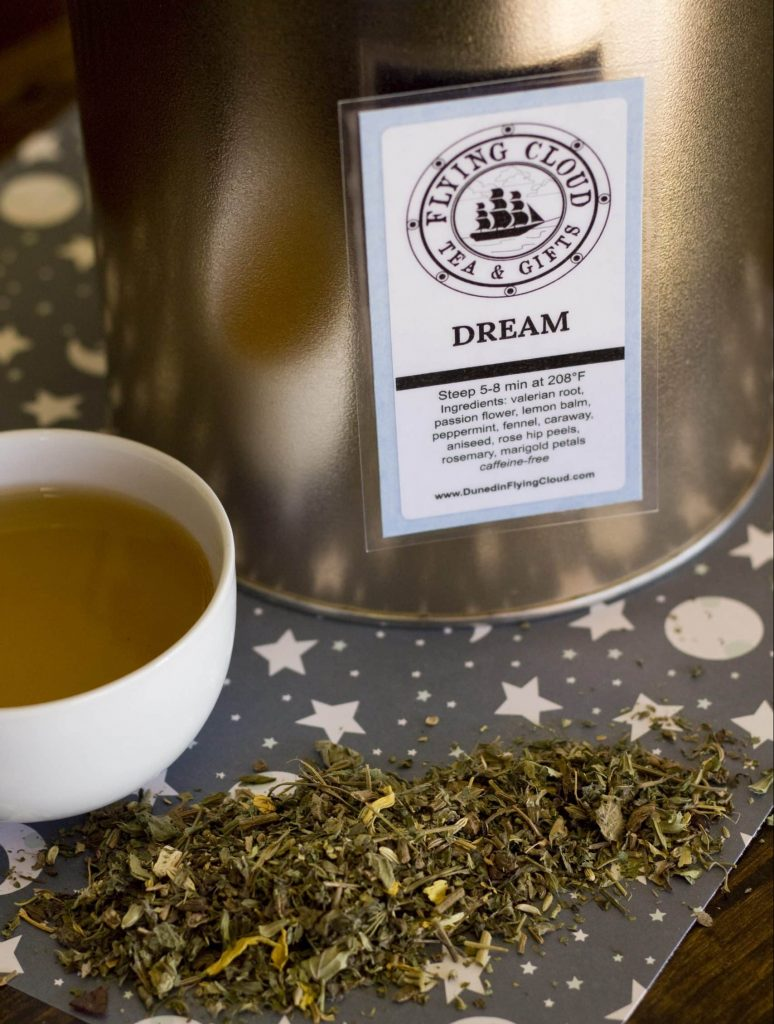 Dream sleepy time herbal tea