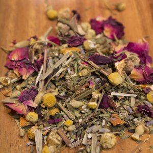 Relax herbal tea