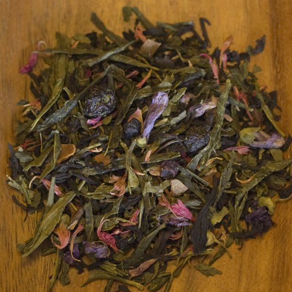 Blueberry Muffin green tea