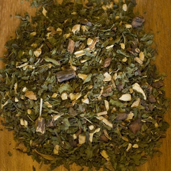 Earth Mint herbal tea