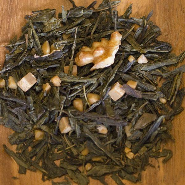 Nutcracker Green tea