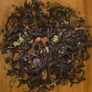 Peppermint Patty black tea