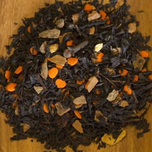 Pumpkin Pie loose leaf tea