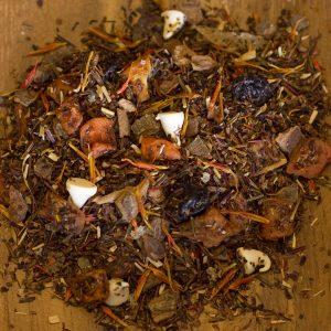 Reindeer Rooibos loose leaf tea