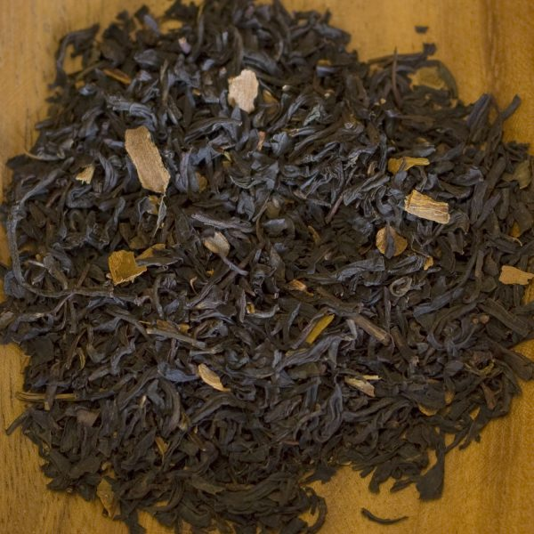 Vanilla Spice black tea