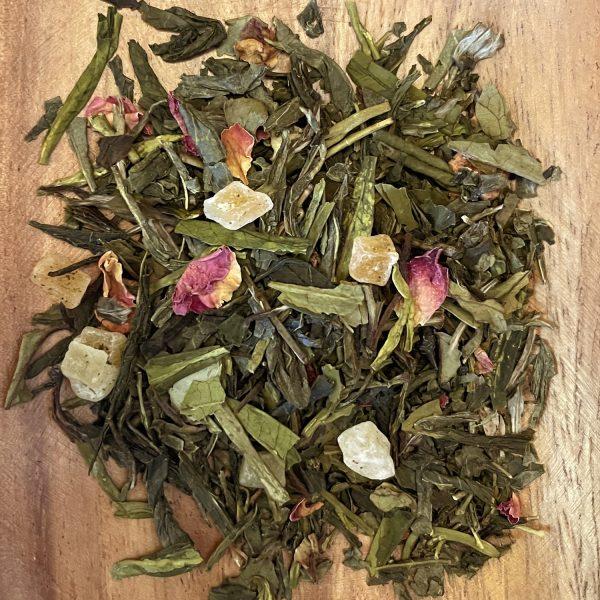 Green Tea Blend Fairy Garden